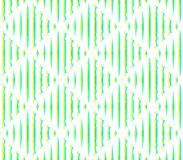 Abstract seamless white background with yellow and green lines and squares. Abstract seamless white background strips and small squares of yellow and green laid Royalty Free Stock Photography