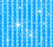 Abstract seamless winter pattern Stock Images