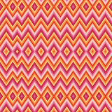 Abstract  seamless zigzag pattern Stock Images