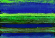 Abstract seascape. Royalty Free Stock Photography