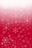 Abstract seasonal and holiday background. With snowflakes royalty free illustration