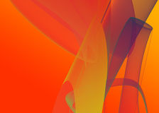 Abstract semitransparent background. Fantastic red abstract semitransparent background Royalty Free Stock Photos