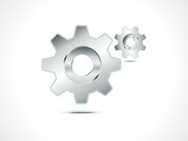 Abstract setting icon Royalty Free Stock Photo