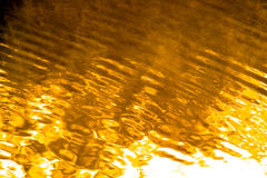 Abstract shadow on water Stock Photos