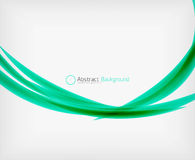 Abstract shape background design template Stock Photo