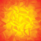 Abstract shape background vector Stock Image