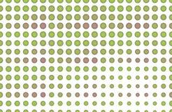 Abstract shape generative design art background. Pattern, geometric, backdrop, lots & artwork. Colored 3D sphere, circle or ellipse pattern for design wallpaper Stock Illustration