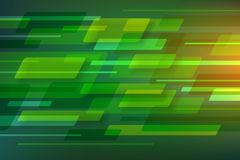 Abstract shape green rectangle rhombus background Royalty Free Stock Photos