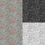 Abstract shape pattern seamless. Illustration of abstract shape pattern seamless Royalty Free Stock Photos