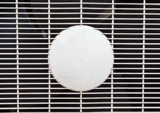 Abstract shapes air compressor. Abstract shapes from air compressor Royalty Free Stock Images
