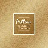 Abstract shapes pattern background vector design illustration Royalty Free Stock Images