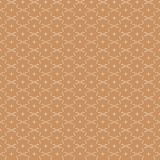 Abstract shapes seamless pattern. Abstract pattern of indonesian batik Royalty Free Stock Photo