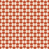 Abstract shapes seamless pattern. Abstract pattern of indonesian batik Stock Image
