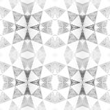 Abstract shapes seamless pattern. Repeat geometric background. Textured grunge geometric background for wallpaper, gift paper, fab Stock Image