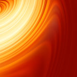 Abstract shapes swirl and light background. EPS 8 Stock Photo