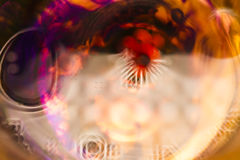 Abstract shapes Royalty Free Stock Image