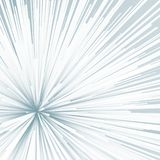 Abstract sharp white 3d explosion. Blue tone. Abstract sharp white explosion. Blue toned square 3d render vector illustration