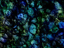 Abstract Shelled Background Royalty Free Stock Images