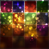 Abstract shine background Stock Photography