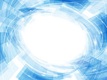 Abstract shine light blue background. Vector Royalty Free Stock Images