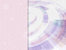 Abstract shine purple background. Vector Royalty Free Stock Photography