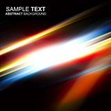 Abstract shine template Stock Photography