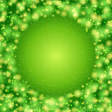 Abstract shining background frame Stock Images