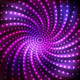 Abstract shining disco background Royalty Free Stock Photos