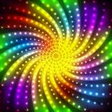 Abstract shining disco background Stock Photos