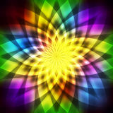 Abstract shining disco background Royalty Free Stock Photo