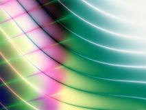 Abstract shiny background. With crossing lines Stock Photos