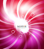 Abstract shiny background. This is file of EPS10 format royalty free illustration