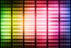 Abstract shiny background Royalty Free Stock Photography