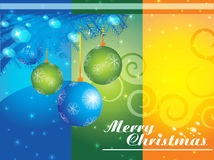 Abstract shiny background for new year / Christmas Stock Photos