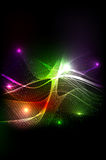 Abstract shiny background Royalty Free Stock Image