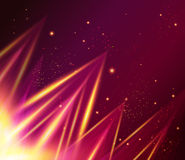 Abstract shiny background with triangles. Royalty Free Stock Photography