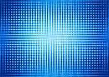 Abstract shiny blue white color bokeh wallpaper Royalty Free Stock Image