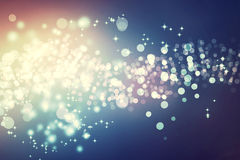 Abstract shiny light and glitter background. Colorful abstract shiny light and glitter background Stock Photo