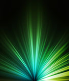 Abstract shiny lights illustrated background design Royalty Free Stock Photo