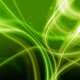 Abstract shiny lights illustrated background design Royalty Free Stock Photos