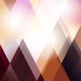 Abstract shiny mosaic background Stock Photos