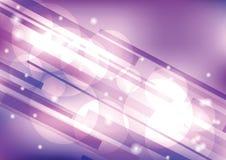 Abstract shiny purple background Stock Photo