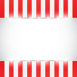 Abstract shiny stage. Abstract shiny striped stage background Stock Images