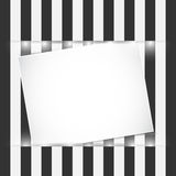 Abstract shiny striped background Royalty Free Stock Photos