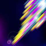 Abstract shiny technology trendy background. Royalty Free Stock Image