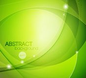 Abstract shiny vector template background Royalty Free Stock Photography