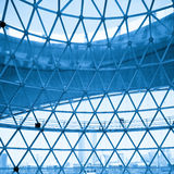 Abstract shot of modern building Royalty Free Stock Images