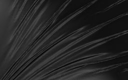 Abstract silk in the wind Stock Photo