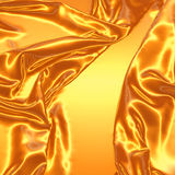 Abstract silk in the wind Royalty Free Stock Images