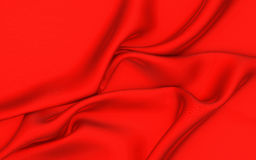 Abstract silk in the wind Royalty Free Stock Photo